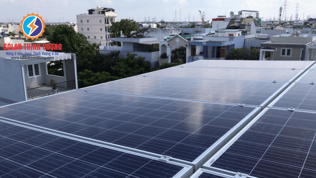 Sản phẩm pin năng lượng mặt trời