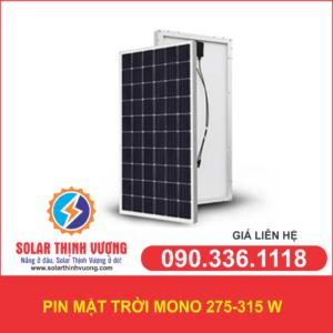 Pin mặt trời MONO 275-315 W
