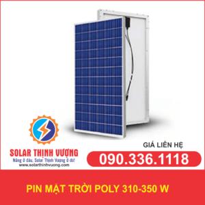 Tấm pin mặt trời POLY 310-350 W
