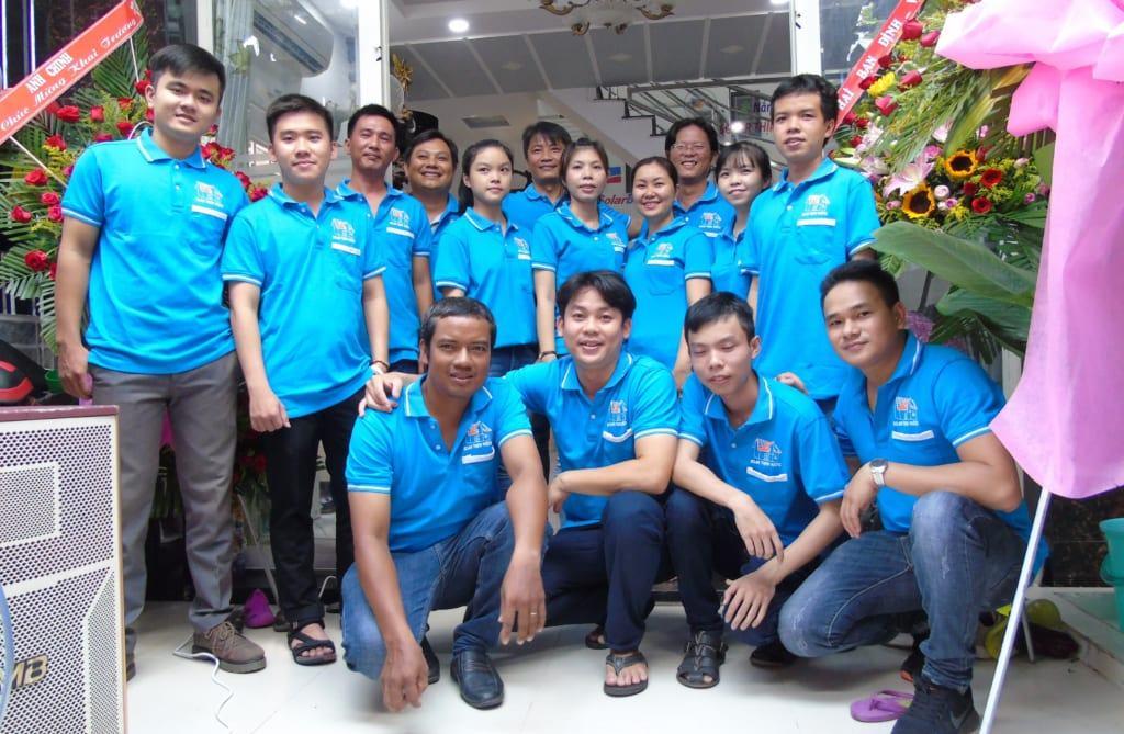 Đội ngũ tinh nhuệ - Solar Thịnh Vượng