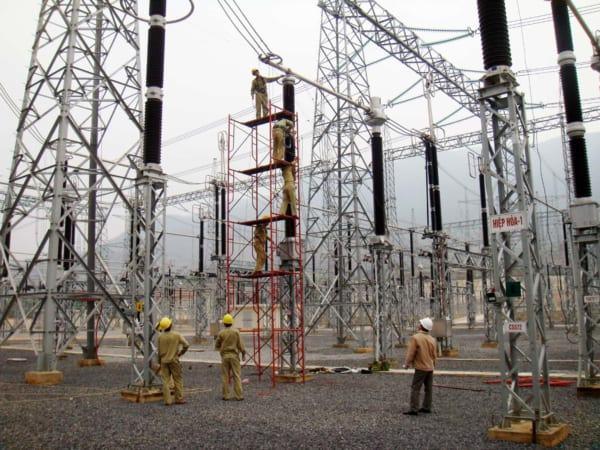 Kiểm tra trạm điện