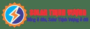 Logo Website Điện năng lượng mặt trời - Solar Thịnh Vượng