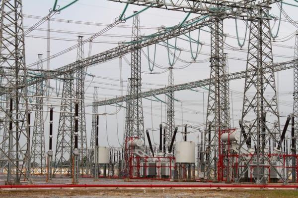 Thiết kế thi công trạm điện 500kv