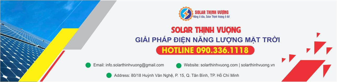 Thông tin liên hệ Solar Thịnh Vượng