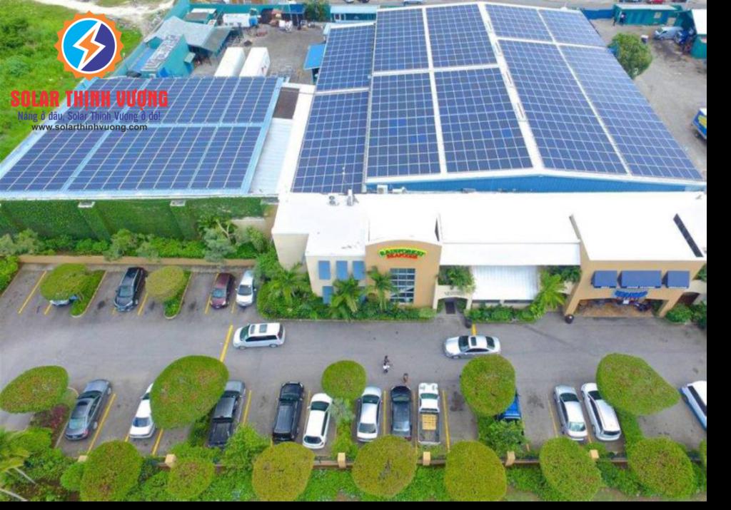 Thi công điện năng lượng mặt trời giúp công trình tiết kiệm hơn!