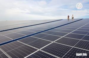 Đề xuất chính sách điện mặt trời một giá