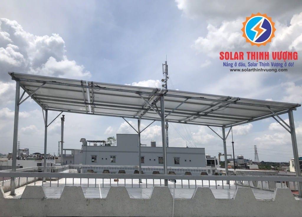 Giá pin năng lượng mặt trời 2019