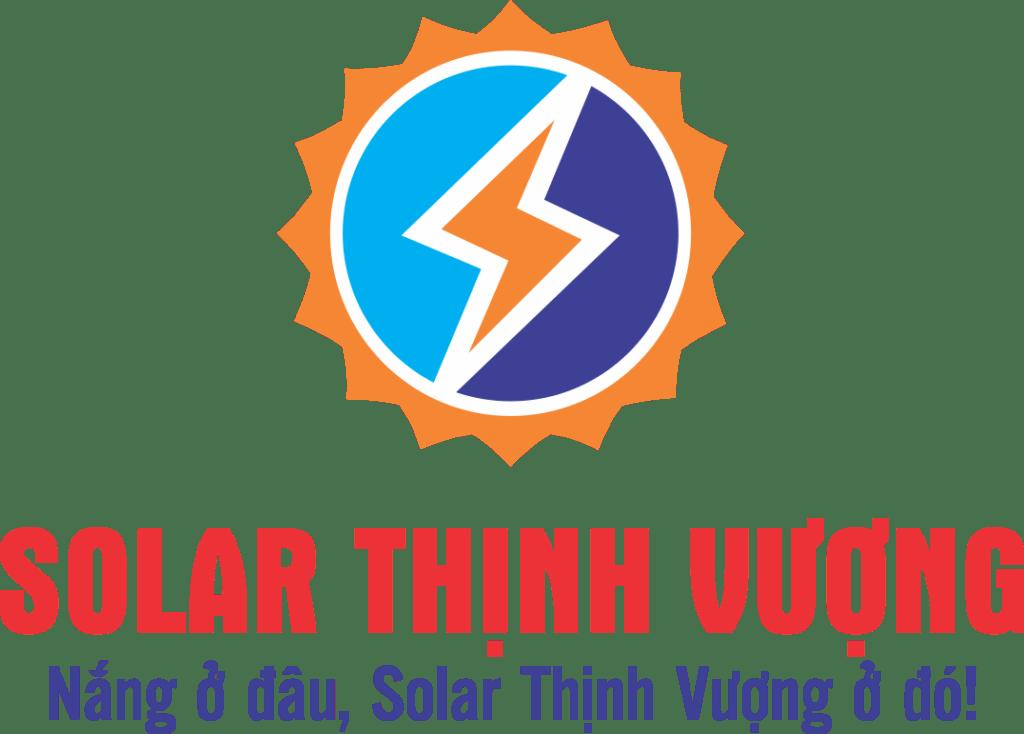 Điện mặt trời Solar Thịnh Vượng Logo