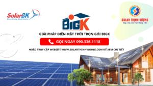 Điện mặt trời BigK