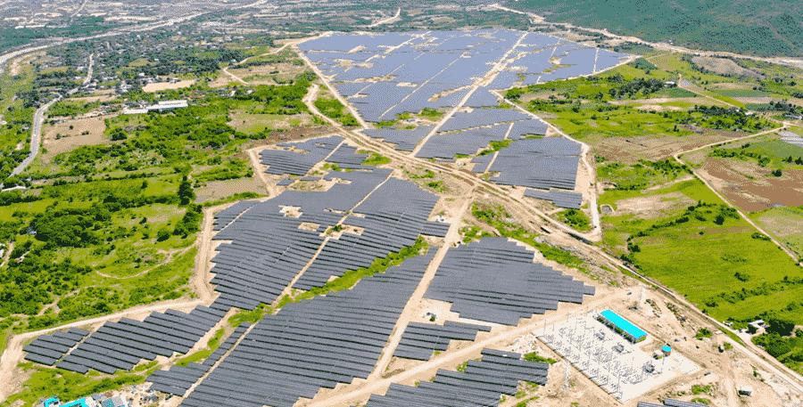 Điện mặt trời cho nông trại