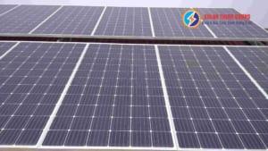 Lắp đặt điện mặt trời cho trường học Củ Chi