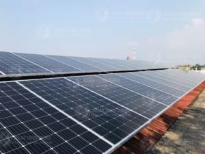 Điện mặt trời lắp đặt cho trường học