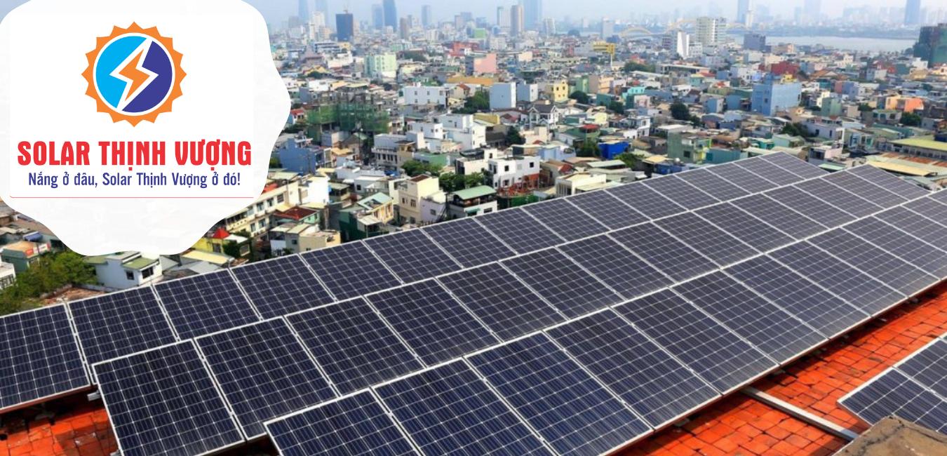 Lợi ích vượt trội khi sử dụng điện năng lượng mặt trời